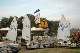 Белые паруса-2015 (Гонки в Альтримо)